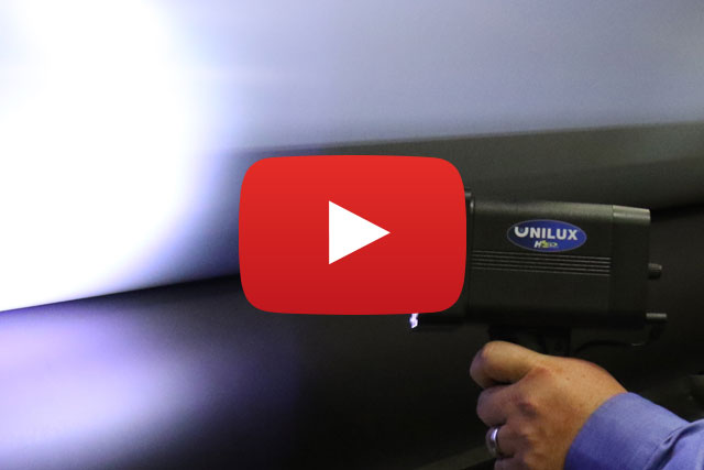 Filmquest uses Unillux LED strobes
